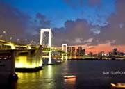 東京の一日