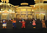 A Model Day at Magic Kingdom - Exclusive Disney Parks Tilt-Shift Video