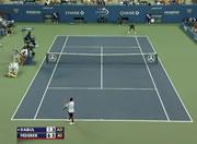 テニス ナイスプレー