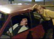交差点に車を停めて居眠り中に悪戯され放題