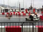 カートレース事故