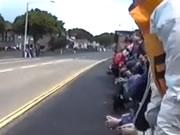 公道レース事故