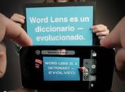便利iPhoneアプリ Word Lens