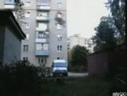 屋根からのジャンプ失敗