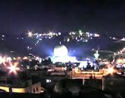 エルサレムにUFO出現!?
