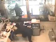 間抜けな銀行強盗