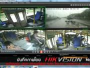 バス横転事故