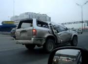 事故車が普通に公道を走行