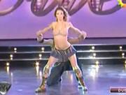 ダンス中のアクシデント