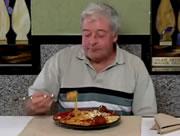 スパゲティを食べる時に便利なフォーク