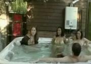 入浴シーン ハプニング