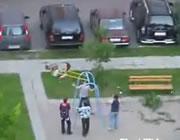 ブランコ事故