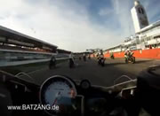 モトレース事故