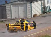 Enzo crashes into ocean at Targa Newfoundlnd 2011