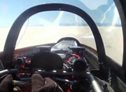 Driving At 462 mph