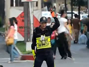 Filipino Traffic Cop