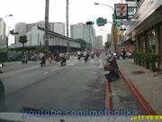 バイク事故映像集