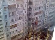 ロシア ガス爆発でビル倒壊