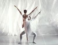 バレエをスローモーションで見てみる