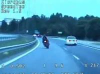 245km/hで逃走の末、事故って死亡