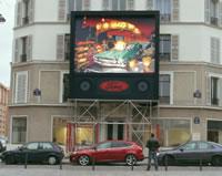 FordのCM Parisian Pinball Park