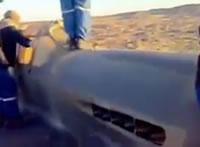 サハラ砂漠で第二次世界大戦時代の戦闘機が発見される