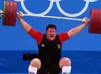 オリンピック アクシデント映像集
