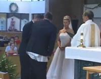 結婚式でハプニング 映像集