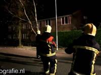 消防士の手助けをするのは・・・