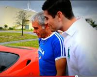 父親への誕生日プレゼントはフェラーリ