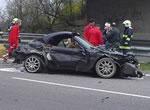 Porsche Mega Crash