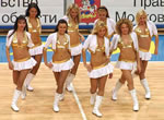 Sexy Basketball Cheerleaders