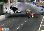Deadly Indycar crash