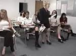 teacher spanks