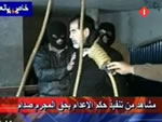 死刑執行直前のフセイン元大統領