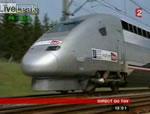 TGVが世界新記録 時速574.8キロ