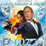 ブッシュ面白写真スライドショー