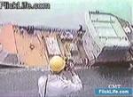 船のアクシデント映像集